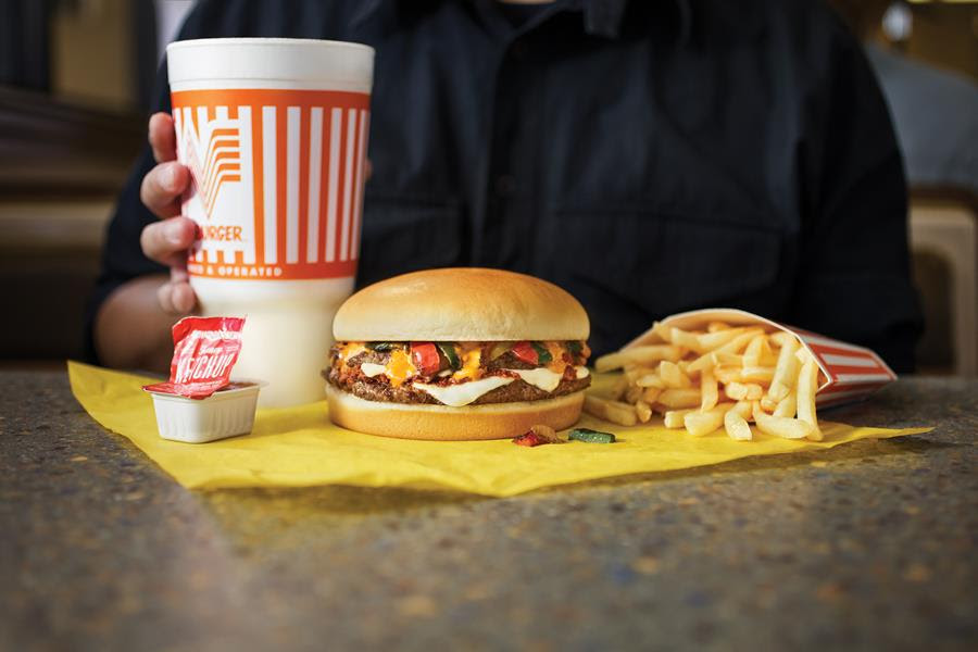 Whataburger's Chorizo Burger Packs All the Flavors