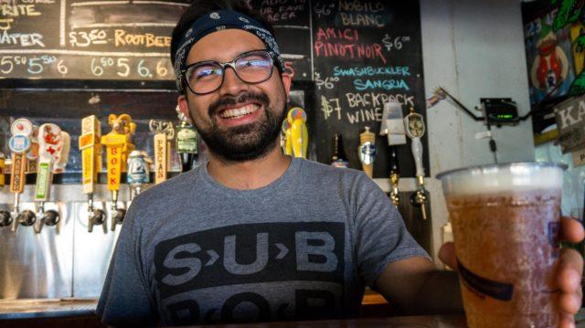 Justin Alamo Street Eat Bar San Antonio Restaurant