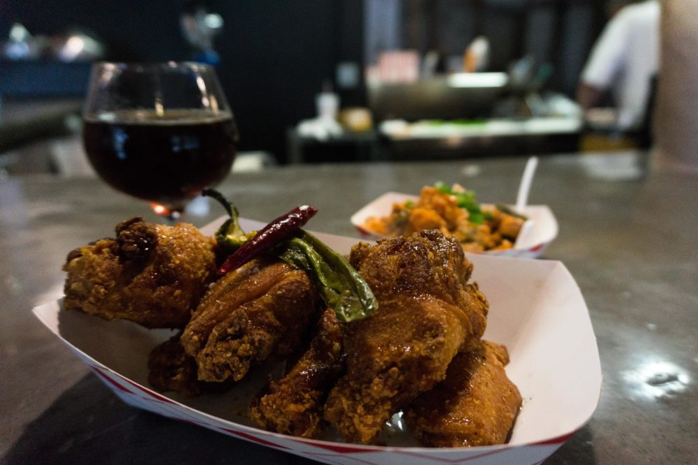 Up Your Beer and Wings Game at Cullum's Attagirl