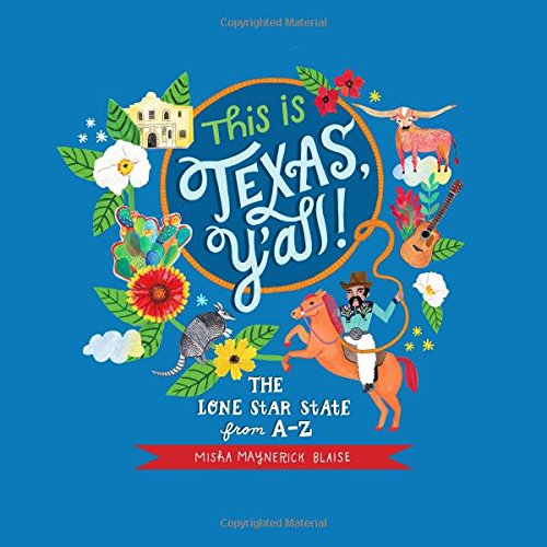 Gift Guide This is Texas Yall Book