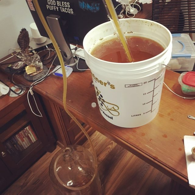Siphoning out the Plinian Legacy into the secondary fermenter
