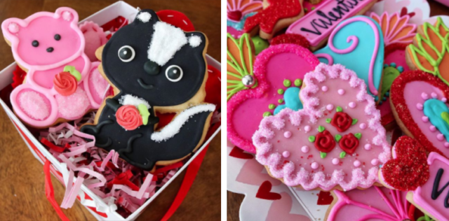 Lily's Cookies Valentines Day Gift Guide