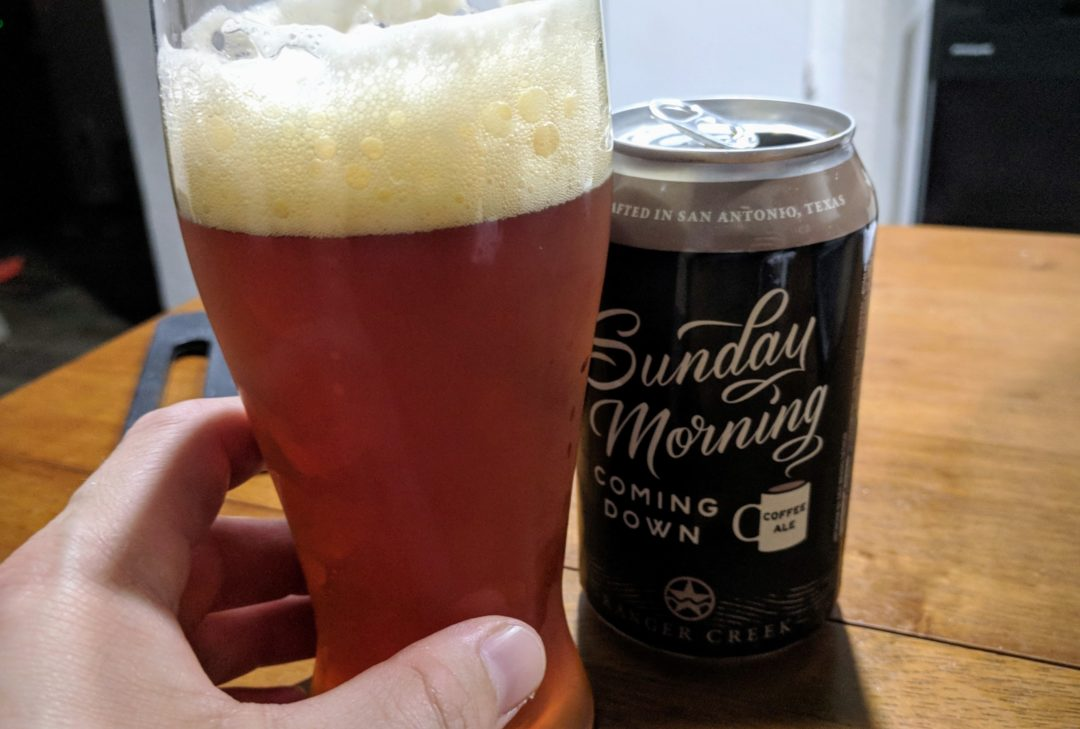 Sunday Morning Coming Down: A Coffee Beer Combo that Finally Works