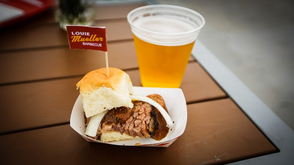Louie Mueller 2019 BBQ Crash Course SXSW