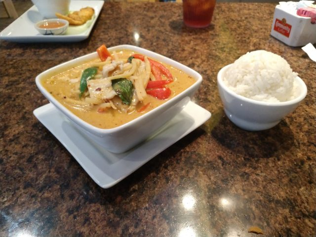 Thai Chili Red Curry